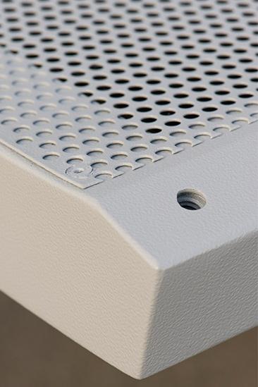 Detalj perforacije